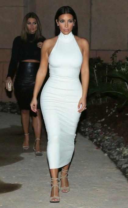 Kim Kardashian se suma a la lucha contra el sida