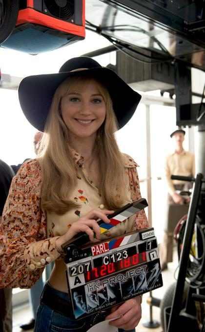 Novas fotos de Jennifer Lawrence em X-Men: Dias de um Futuro Esquecido