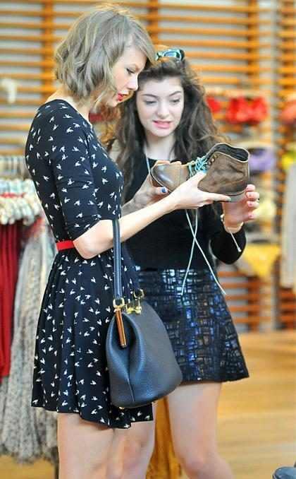 Lorde compara su amistad con Taylor Swift con alguien que sufre de una enfermedad autoinmune