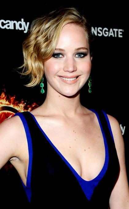 Jennifer Lawrence e outras famosas têm fotos nuas divulgadas
