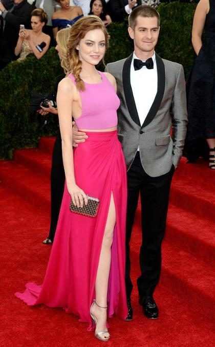 ¿Emma Stone y Andrew Garfield están cerca de reconciliarse?