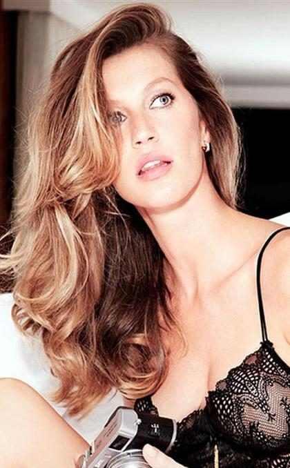 Gisele Bündchen faz 34 anos como a maior modelo da atualidade