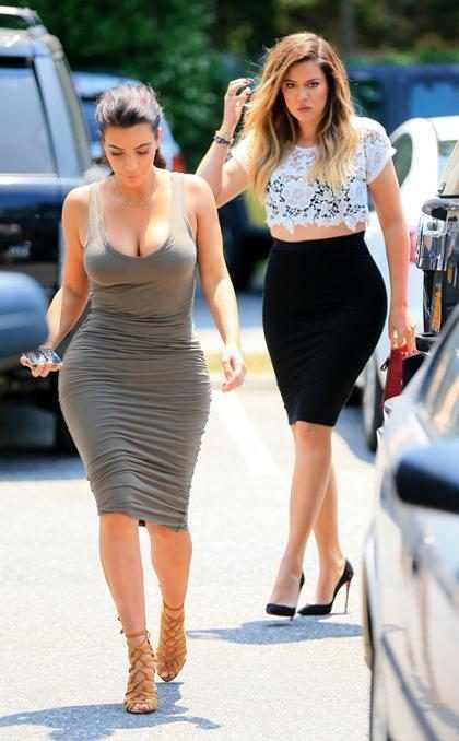 OMG! Khloé Kardashian confesó sentir alegría con las desgracias de Kim Kardashian (+ Video)