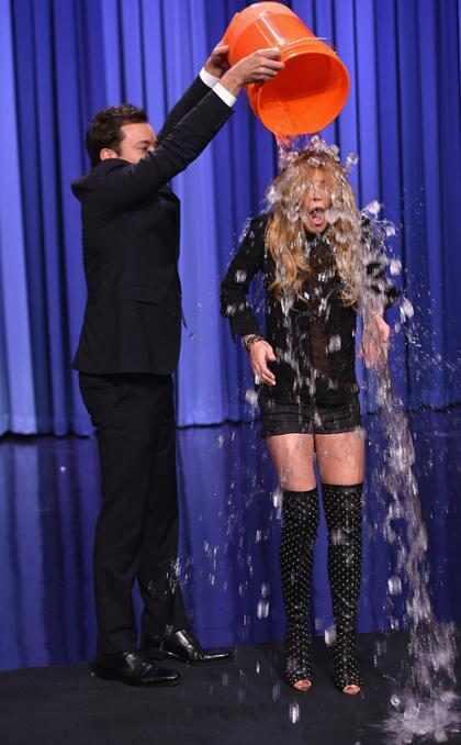 Lindsay Lohan, Drake, Sarah Jessica Parker, Nicole Kidman y Channing Tatum aceptaron el <em>Ice Bucket Challenge</em> (+ Videos)