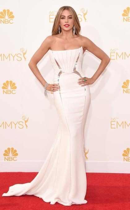 ¿Por qué Sofía Vergara no llevó a Joe Manganiello a la #AlfombraRojaE! de los Emmys? (+ Fotos)