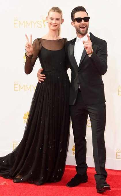 Os casais do Emmy Awards 2014