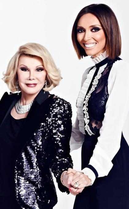 Fashion Police em homenagem à Joan Rivers vai ao ar no E!