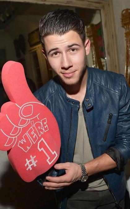Nick Jonas: De <em>Camp Rock</em> a agarrarse el paquete