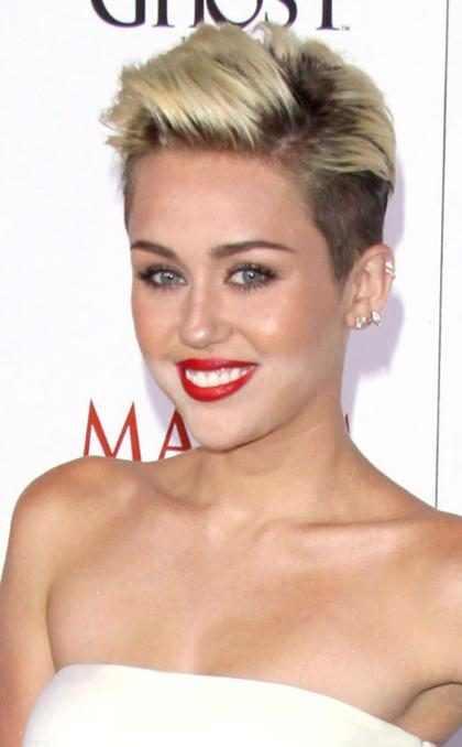 Miley Cyrus achou que sua indicação ao Grammy era brincadeira
