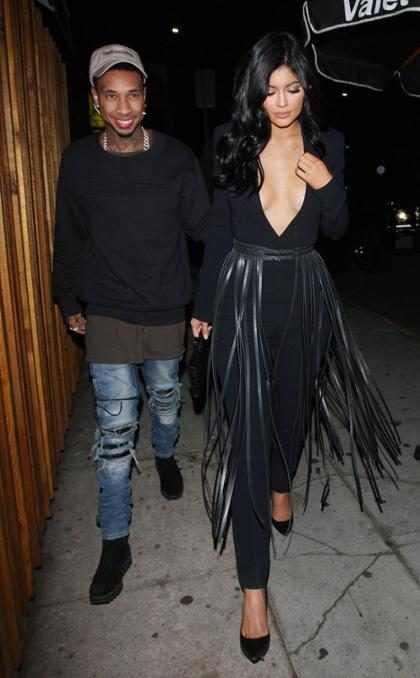 ¡Kylie Jenner asegura que no necesita a Tyga ni ningún otro hombre!