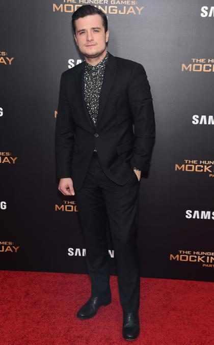 Josh Hutcherson se desnuda en la serie <i>Future Man</i> y no podr&aacute;s dejar de re&iacute;r