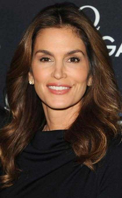 ¡Cindy Crawford causa revuelo con una foto sin photoshop! (+ Fotos)