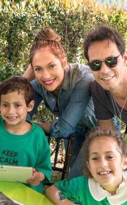 Jennifer Lopez e ex-marido, Marc Anthony, vão se casar, diz site