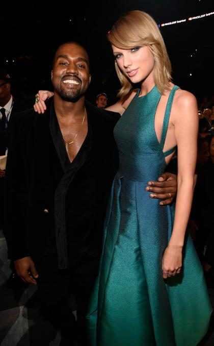 OMG! ¿Kanye West planea hacer las paces con Taylor Swift en los VMAs?
