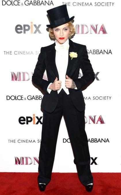 Madonna fala sobre briga entre Elton John e Dolce & Gabbana