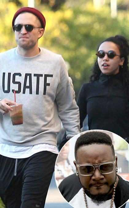 FKA Twigs confirma que vai se casar com Robert Pattinson