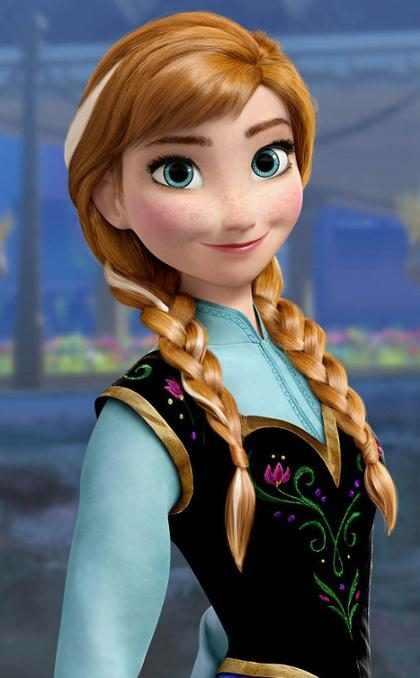 ¡Ella se postula como Anna para la versión live-action de Frozen! (+ Fotos)