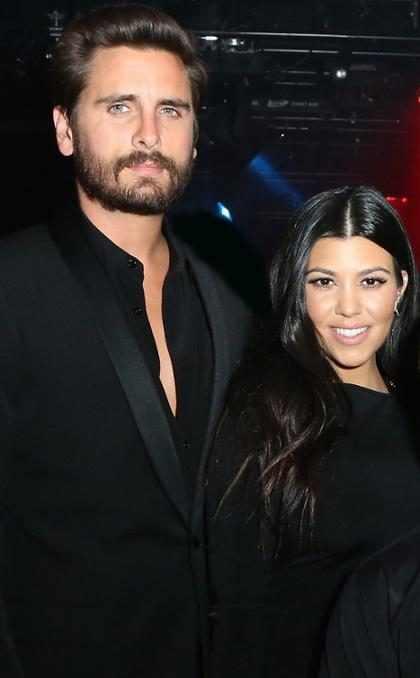 Scott Disick hace hasta lo imposible por reconquistar a Kourtney Kardashian