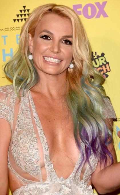 Britney Spears cambiará en el 2016 por Jennifer Lopez (+ Foto)