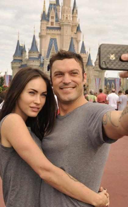 OMG! ¿Megan Fox y Brian Austin Green cancelaron su divorcio por el embarazo?