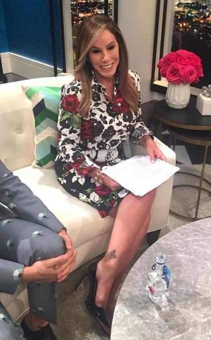 Melissa Rivers calienta motores para el esperado regreso de Fashion Police