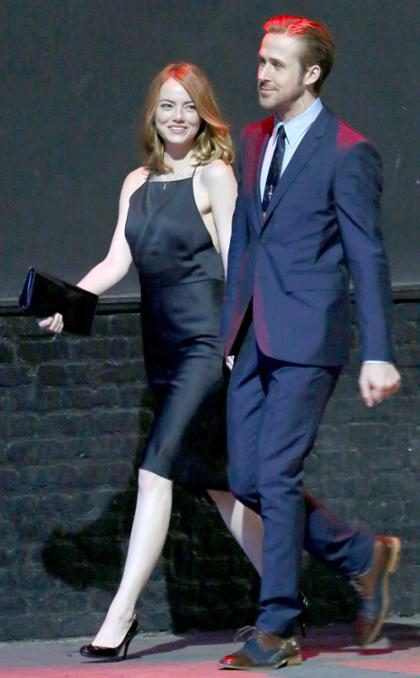Todos aman que Emma Stone y Ryan Gosling estén juntos de nuevo (+ Foto)
