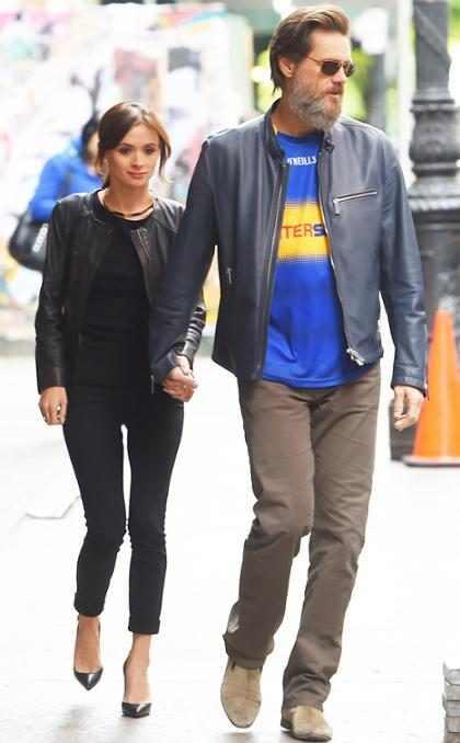 Jim Carrey se defendió ante las acusaciones de haber contribuido al suicidio de su novia