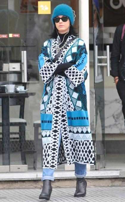 Katy Perry le sigue los pasos a Kim Kardashian (+ Foto)