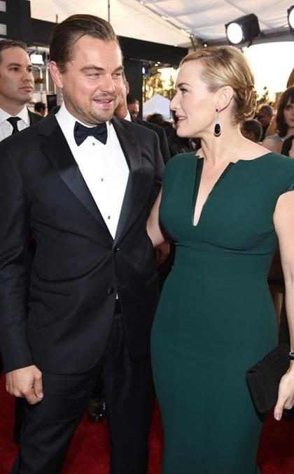 Jantar com Leonardo DiCaprio e Kate Winslet vai a leilão para caridade