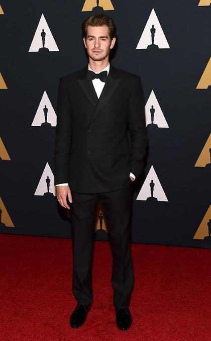 Andrew Garfield tuvo que bajar 20 kilos para su nueva película y quedó así (Foto + Video)