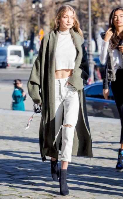 Así es como Gigi Hadid planea unirse a la moda de abandonar Instagram