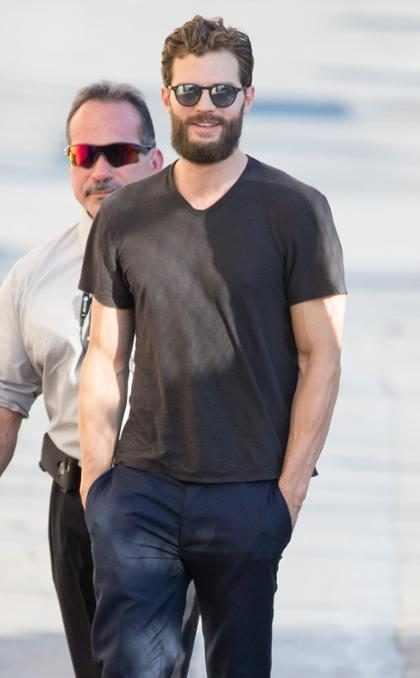 Jamie Dornan asegura que, al igual que Christian Grey, es muy liberal en la cama