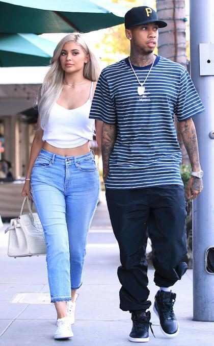 El cambio que le hizo Kylie Jenner a su tatuaje demostraría cuál es el estado actual de su relación con Tyga