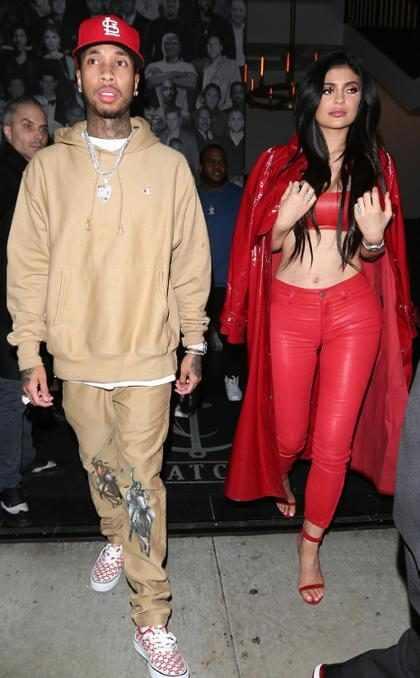 """Tyga no regresará con Kylie Jenner: """"Cuando estaba mal, estaba realmente mal"""""""