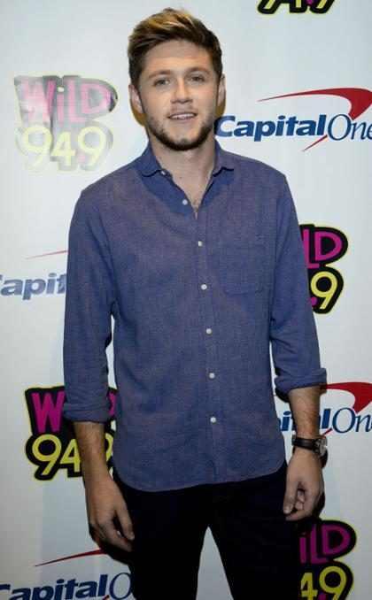 OMG! Niall Horan pudo haber revelado el sexo del bebé de Liam Payne y Cheryl Cole por accidente