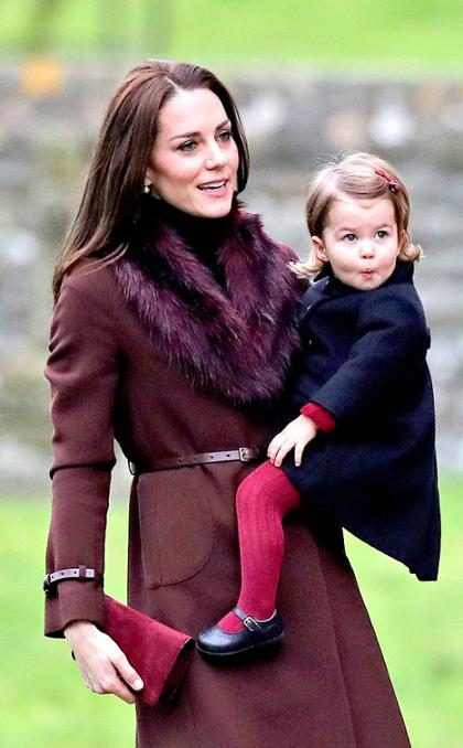 La Princesa Charlotte cumple 2 años: Mira su nuevo retrato real tomado por Kate Middleton