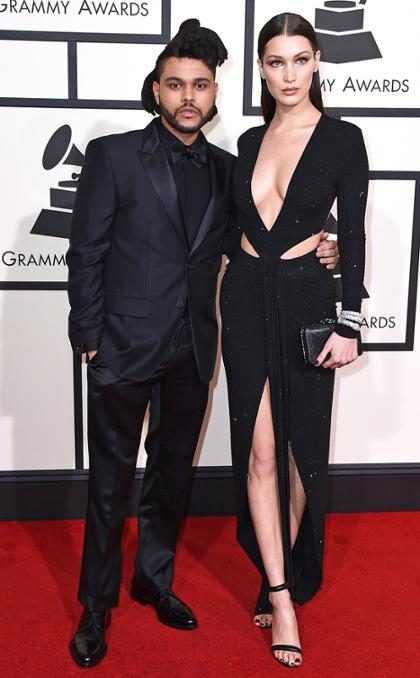 """¡The Weeknd y Bella Hadid fueron capturados besándose """"toda la noche"""" en Coachella!"""