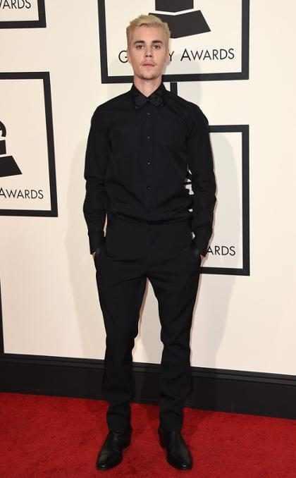OMG! ¡Justin Bieber acaba de ganar su primer Grammy Award!