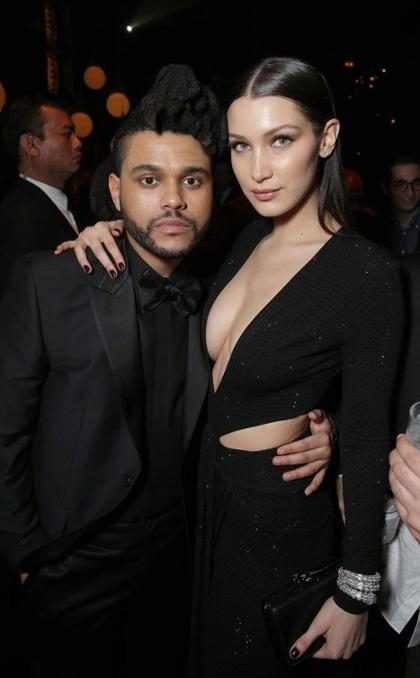 ¡The Weeknd y Bella Hadid han vuelto a salir juntos!
