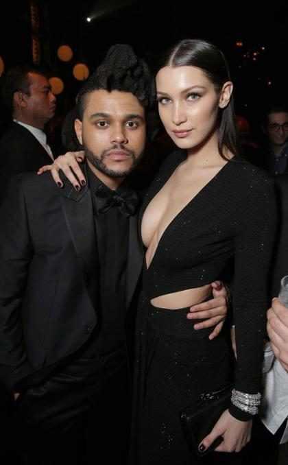 ¡The Weeknd y Bella Hadid han vuelto a salir juntos!