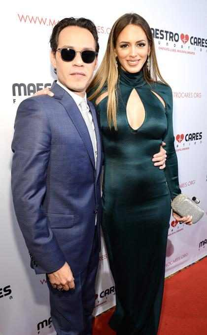 ¡¿Marc Anthony y Shannon de Lima juntos de nuevo?!