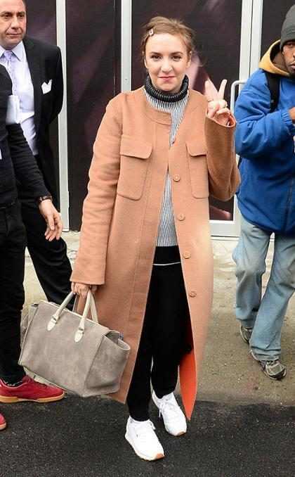 Lena Dunham vuelve a sufrir problemas de salud y admite que pasa demasiado tiempo en la sala de emergencias