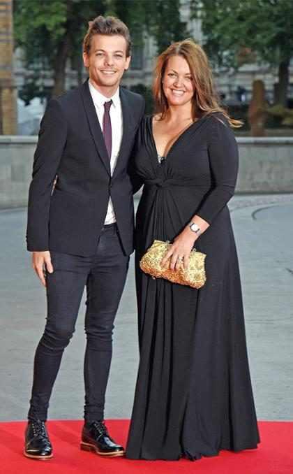 Louis Tomlinson vai dedicar show no X Factor em memória de sua mãe