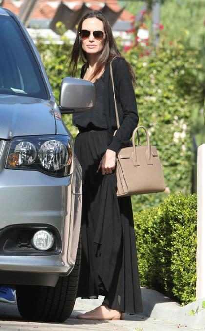 OMG! Medios estadounidenses reportan que este famoso y sexy actor es el nuevo novio de Angelina Jolie (+ Foto)