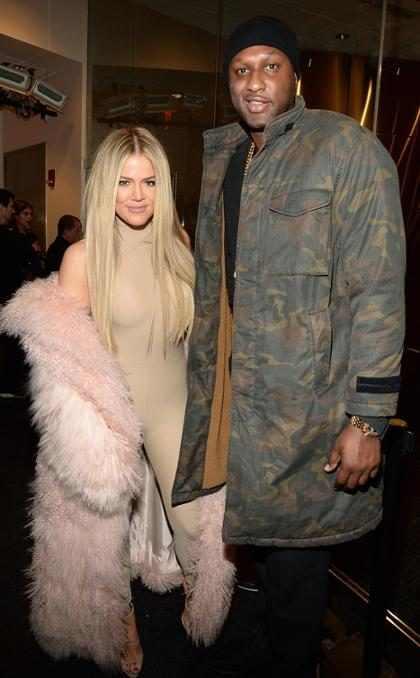 WTF! ¿Lamar Odom considera que su matrimonio con Khloé Kardashian fue una verdadera pesadilla? (+ Video)