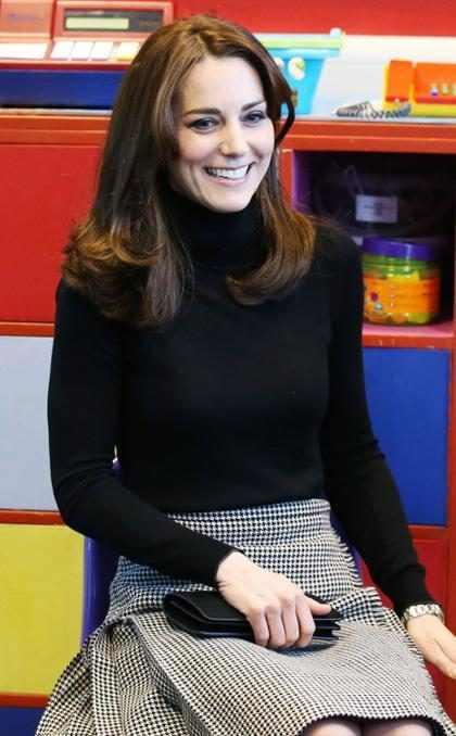 Kate Middleton revela o seu primeiro presente de Natal à rainha Elizabeth II