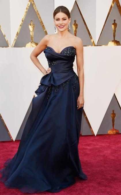 Sofia Vergara aprovechó que fue sola a los Oscars y se rindió ante los encantos de este encantador chico (+ Foto)