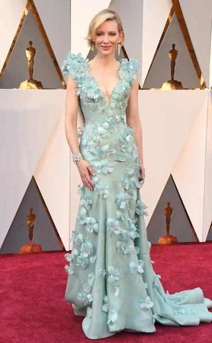 As famosas mais bem vestidas do Oscar 2016