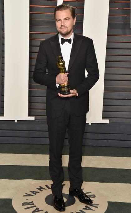 Todos los detalles de la fiesta secreta de Leonardo DiCarpio y Ben Affleck después de los Oscar