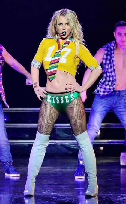 Britney Spears se luce con su show en Las Vegas